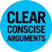 Clear, concise arguments
